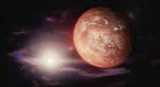 Учёные: на Марсе есть жидкая вода