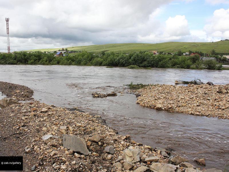 Реки Забайкалья после наводнения сильно загрязнены - Роспотребнадзор