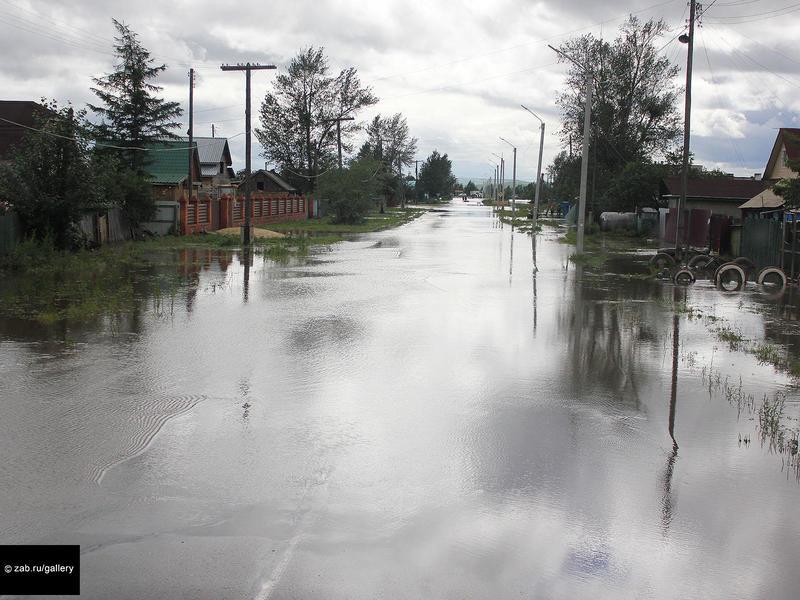 Новый циклон из Монголии заденет западные и южные районы Забайкалья