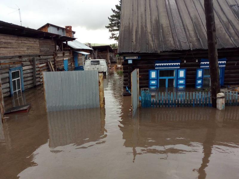 Спасатели направлены в пострадавшую от наводнения Шилку