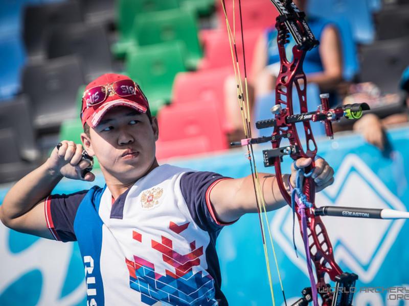 Забайкальские лучники дважды остановились в шаге от медалей Кубка мира в Берлине