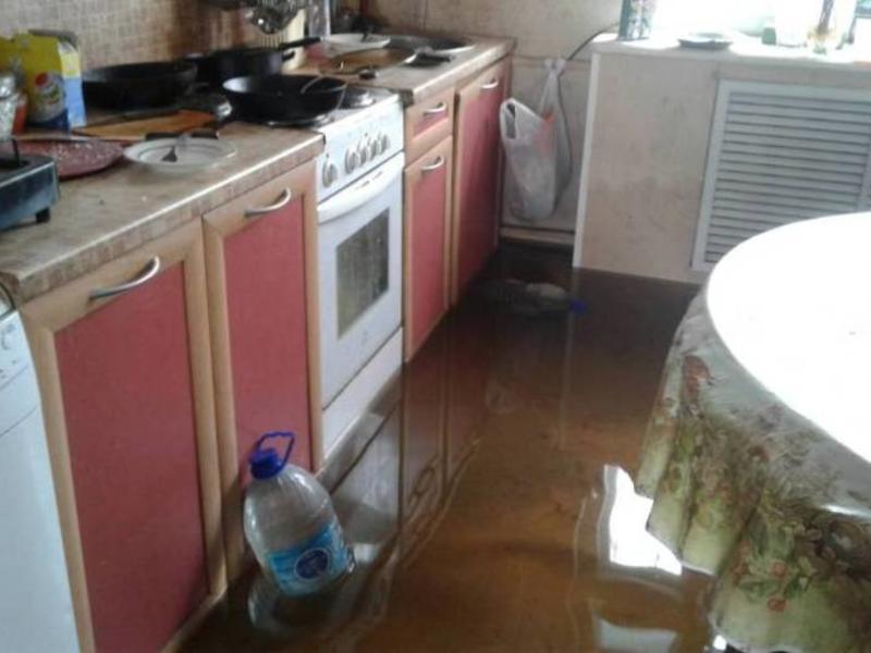 Читинец обратился с открытым письмом к властям края из-за отказа в возмещении ущерба от наводнения