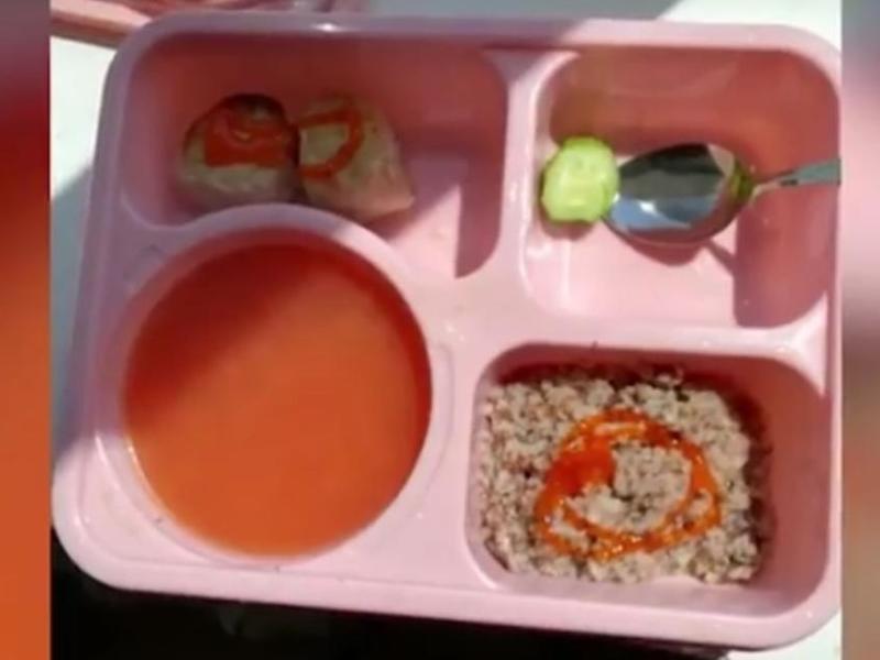 ЗабТВ сравнил еду от Мед-Фуда с питанием заключенных в Забайкалье