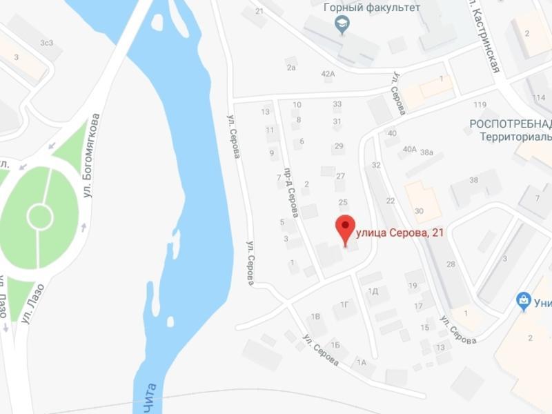 На ул. Серова в Чите вода прибыла уже «по колено» - жители