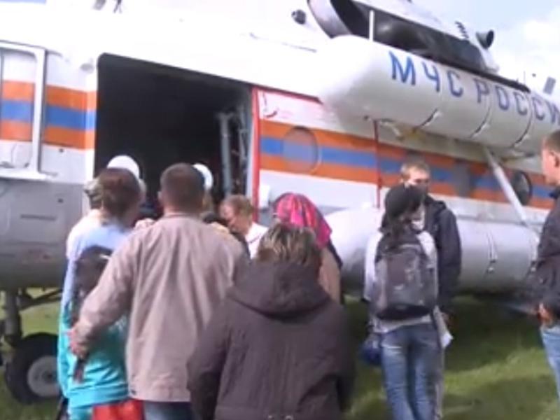 Пострадавшие от стихии забайкальцы получат материальную помощь от правительства региона