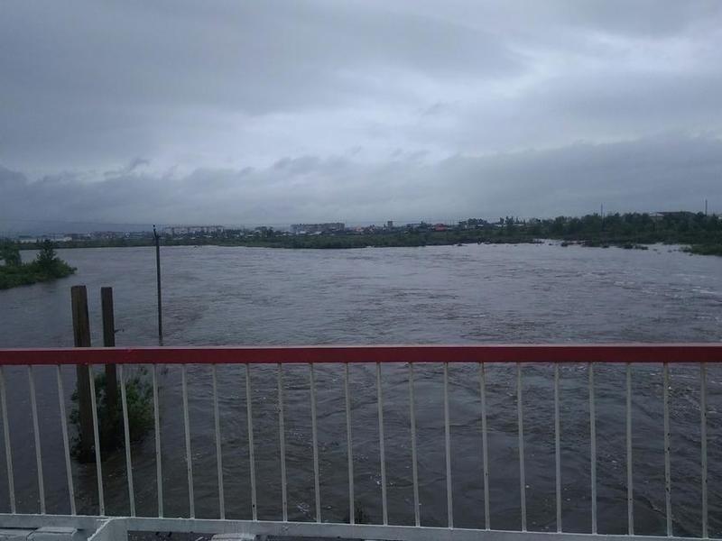 Власти Читы направили воду из Камышинского в Заречный