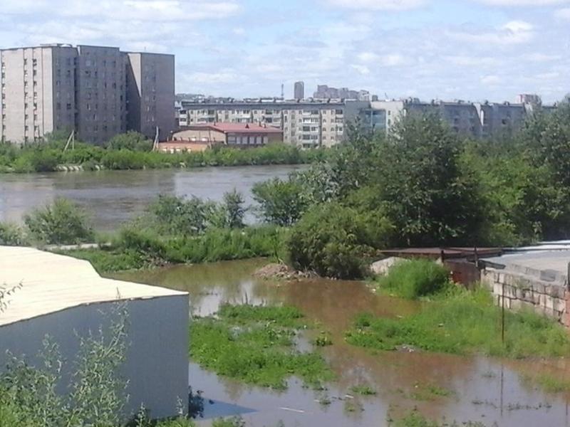 Паводок в Чите стал самым масштабным за всю историю наблюдений - ТАСС