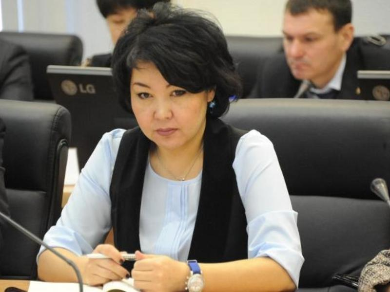 Ванчиковой поручили контролировать комиссию по ликвидации последствий наводнения