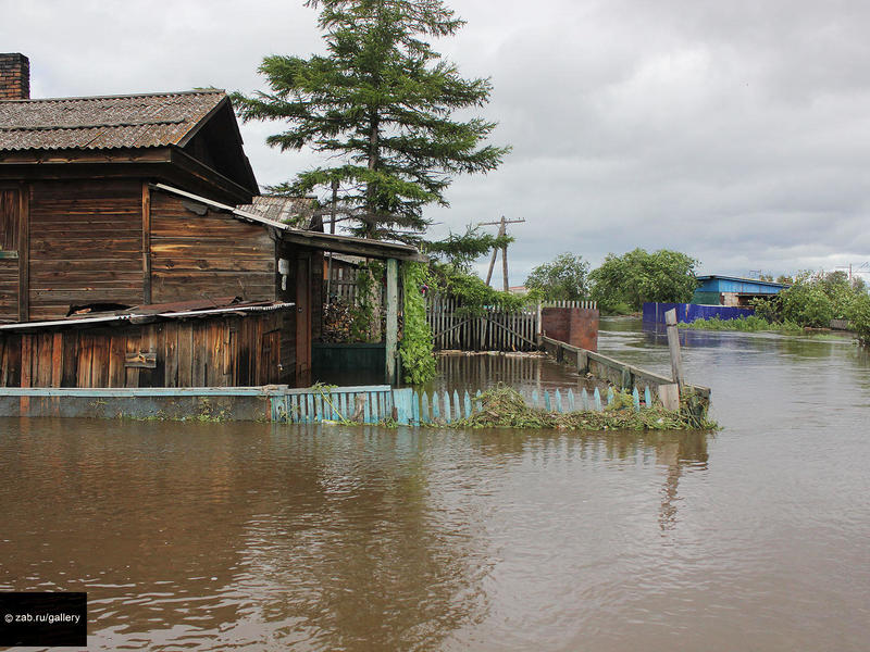 Сотрудники Минсоцзащиты края перечислят однодневную зарплату на помощь пострадавшим от наводнения