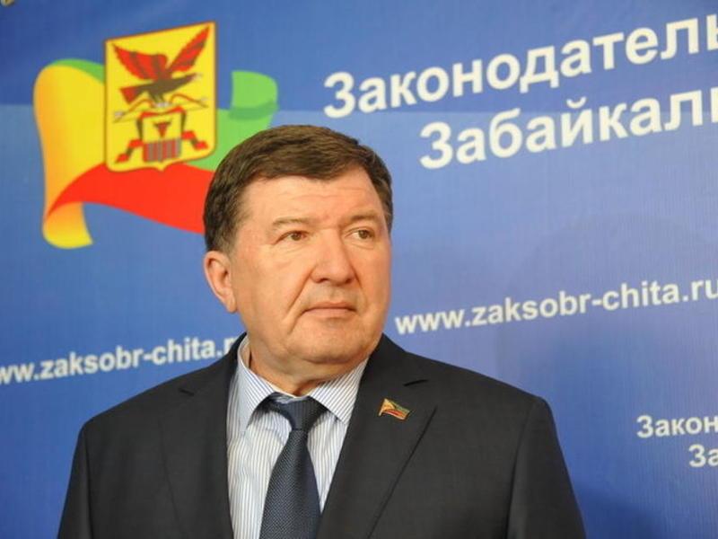 Спикер Лиханов по предложению Матвиенко доложит в КНР о сотрудничестве с Забайкальем