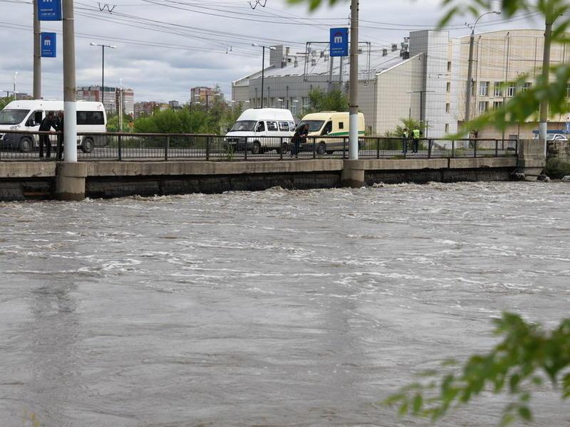 Движение по мосту в районе Пожарки в Чите перекроют до утра 12 июля