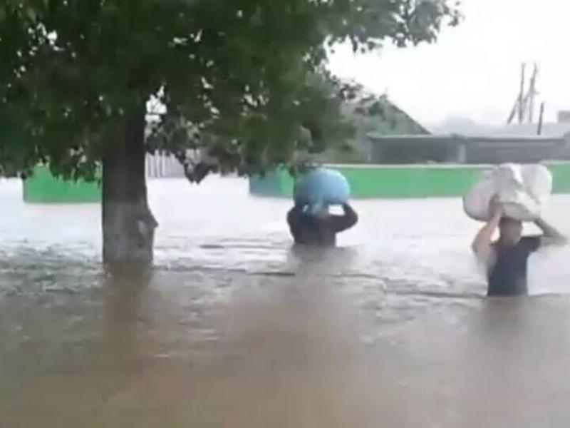 Власти АБО рассказали о ситуации в округе после сильного ливня