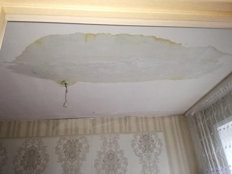 Курьянов о 47 протекающих крышах в Чите: Ситуация нехорошая