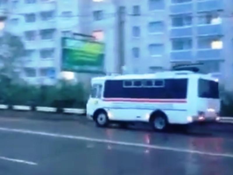 Жителей улиц в районах рек в Чите оповещают о возможной эвакуации