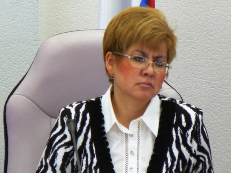 Жданова обратила внимание на плохое качество дорог в Чите