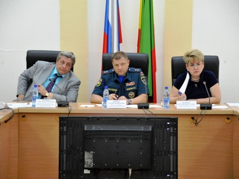 Председателем региональной КЧС вместо Кулакова стала Жданова