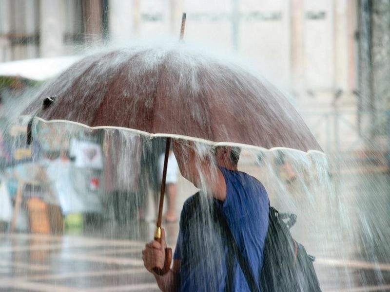 Трехдневный ливень ожидает забайкальцев