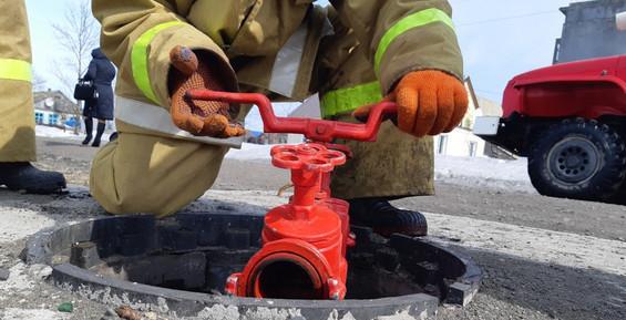 В Карагинском районе Камчатки не обеспечена пожарная безопасность больниц и полиции