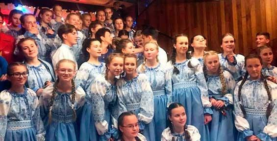 Камчатский хор «Кредо» завоевал два «золота» на международном конкурсе в ЮАР