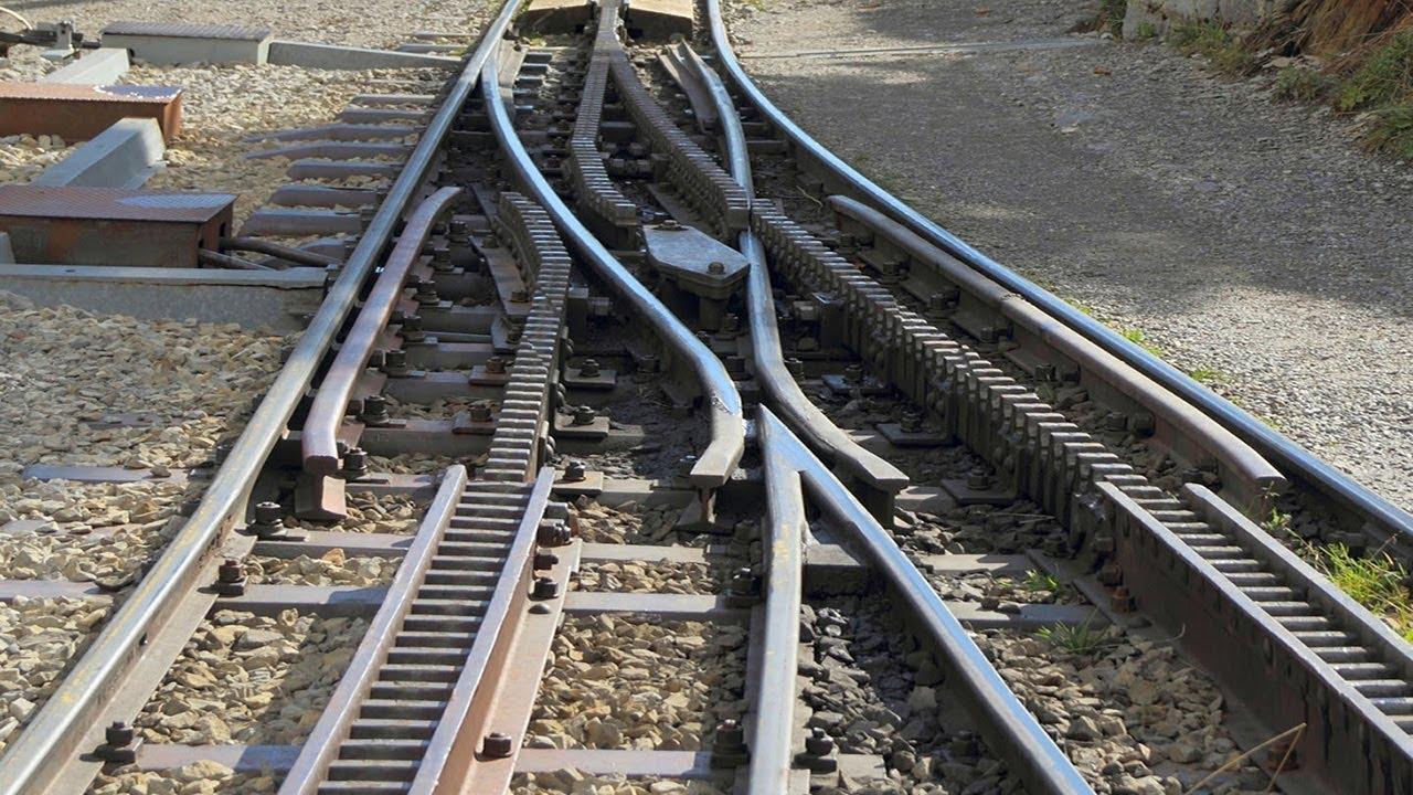 Стрелочные переводы для железной дороги