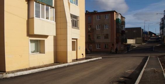 В Петропавловске продолжают благоустраивать микрорайон «Мишенный-2»