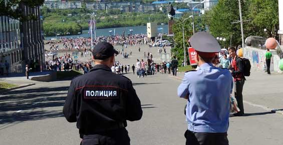 МВД: на Камчатке сократилось количество грабежей и разбоев
