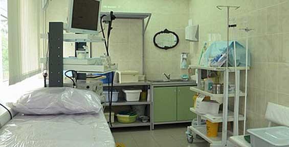 В Петропавловске завершается ремонт поликлиники при городской больнице №1