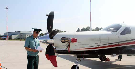 На Камчатку залетели участники воздушной кругосветной экспедиции