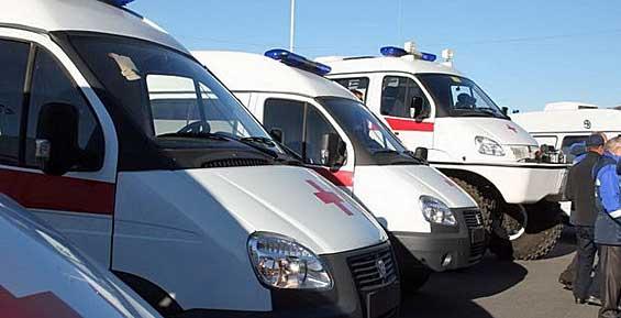 Для Камчатки закупили 10 новых машин скорой медицинской помощи