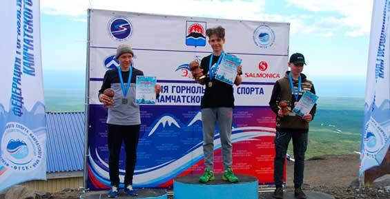 На камчатском вулкане продолжился чемпионат ДФО по горнолыжному спорту