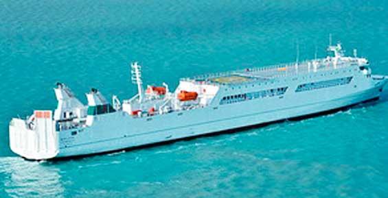 Камчатцам предложили выбрать тип судна, которое свяжет Камчатку с материком