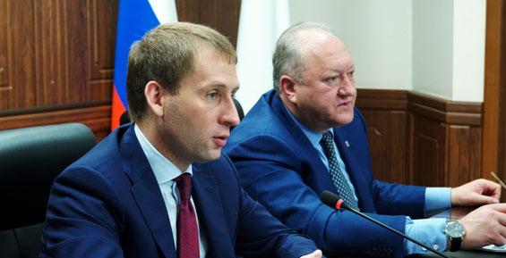 Глава Минвостокразвития обсудил на Камчатке развитие центров экономического роста