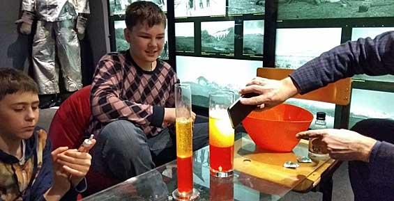 Камчатский «Вулканариум» приглашает школьников в кружки по физике и краеведению