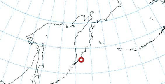 Жители Петропавловска почувствовали подземный толчок от землетрясения в Тихом океане