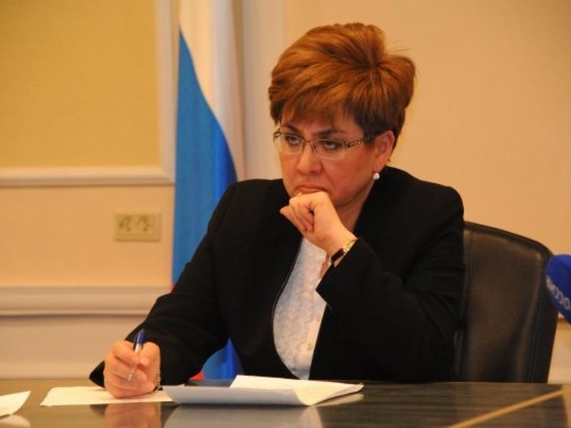 Жданова снова опустилась в Национальном рейтинге губернаторов РФ