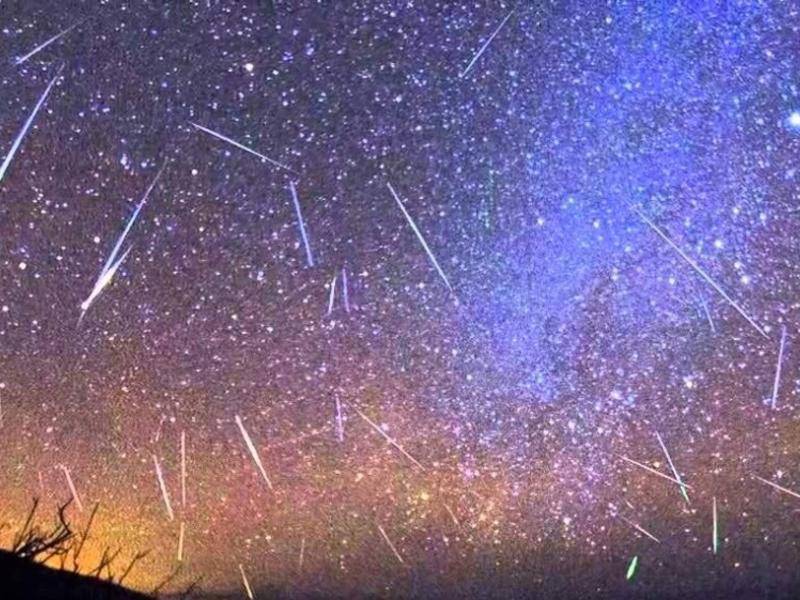 «Звездный дождь» могут увидеть россияне ночью 12 и 13 августа