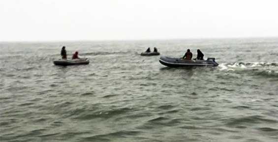 Стала известна предыстория инцидента с тараном пограничниками лодки аборигенов (видео)