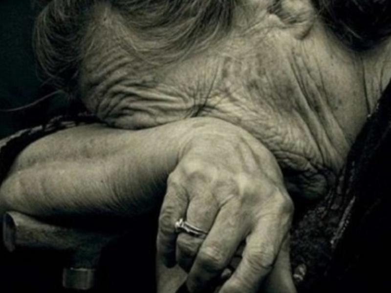 Психически больная женщина в Могоче истязала прикованную к постели мать