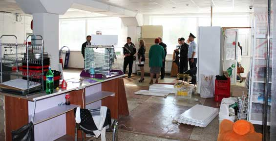 Закрытие торгового центра в Вилючинске объяснили требованиями безопасности