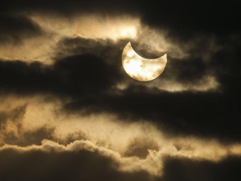 Частичное солнечное затмение смогут увидеть забайкальцы 11 августа