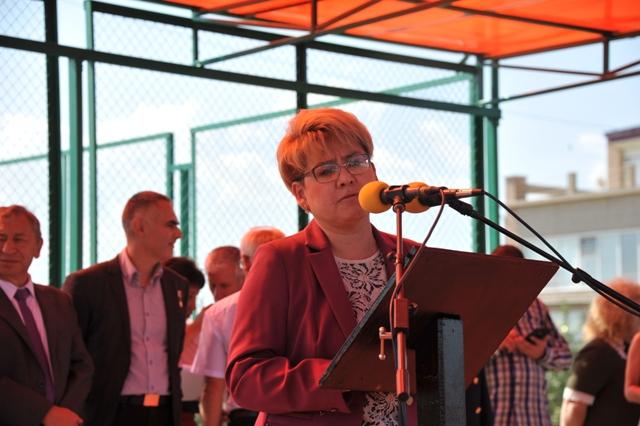 Спустя 20 лет в Борзе восстановили стадион в рамках губернаторского проекта