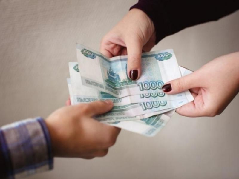 Забайкальцы в среднем занимают «до зарплаты» не больше 7 тыс р - исследование