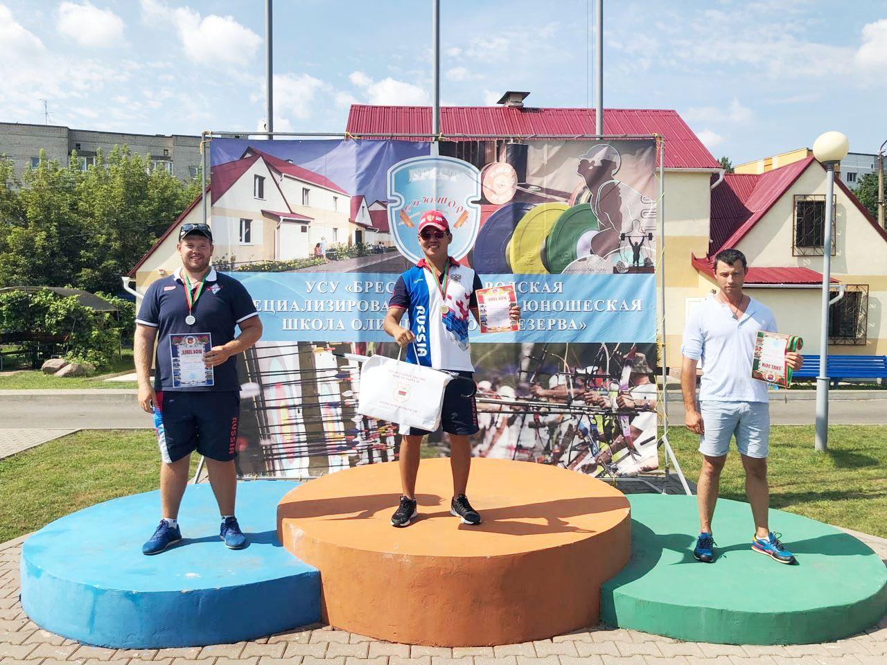 Три забайкальских лучника примут участие в чемпионате Европы