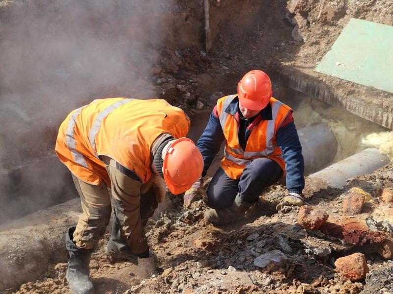 Более 100 км теплосетей необходимо отремонтировать к осени в Забайкалье