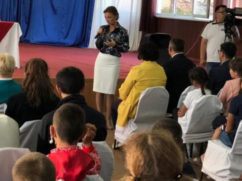 Пострадавшие от наводнения в Забайкалье дети задали «недетские» вопросы федеральному омбудсмену