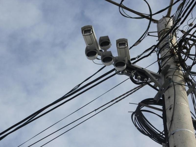 Регионы предупредили об увеличении числа камер на дорогах вдвое