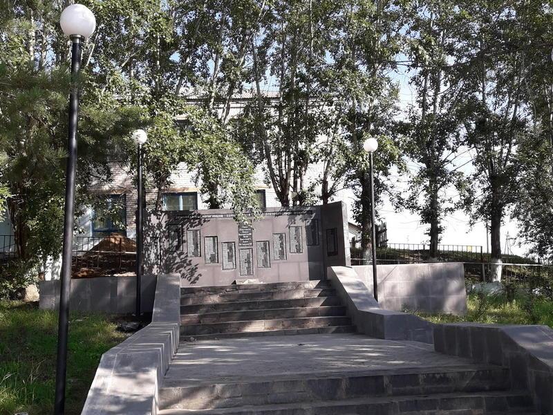 Мемориал боевой и трудовой славы в Шелопугино обновили в рамках губернаторского проекта