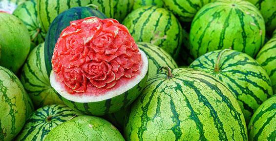 В Роспотребнадзоре рассказали камчатцам, как следует выбирать арбузы и дыни