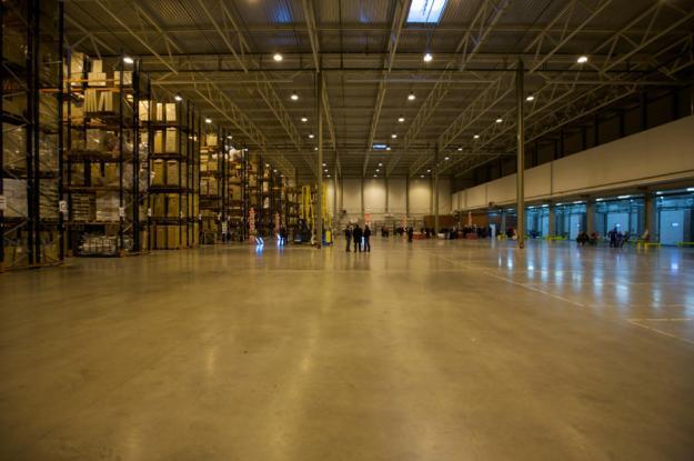Аренда складских помещений в Москве