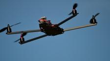 Взрыв дрона, нацеленного на президента Венесуэлы, попал на видео
